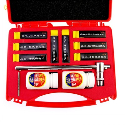 Master Lock Pick Kit Soft-hard Quick Opener Kit for professional locksmith