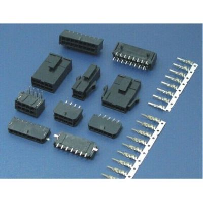 Alternate AMP 794616-8 Wire To Board Rectangular Connectors 0.118 Inch for Vending Machines