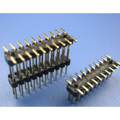 FCI Equal 2.0MM Pitch Pin Header Connector toECG or EEG machines