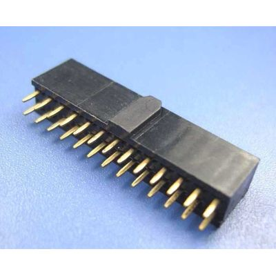 Gold Plate Pin JST Replace Female Box Header Connector For motherboard Vertical