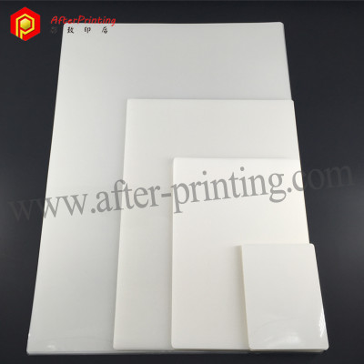 54*86mm ID Card Size PET Pouch Thermal Lamination Film