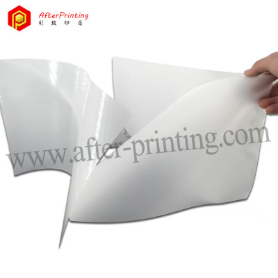 Edge Sealed Two sides Matte Pouch Laminating Film