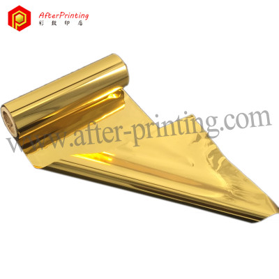 Double-sided Gilding Hot Stamping Foil