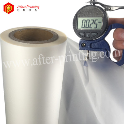 25micron Matte Thermal Laminate Adhesive Film
