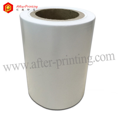 Opaque White Pearlized BOPP Film for Food Packaging and Lamination