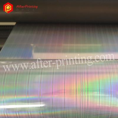 Transparent Hologram Film