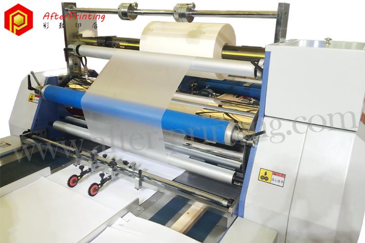 laminate machine price