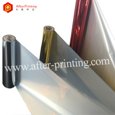 Textile/Fabrics/Garments Colorful Hot Stamping Foil