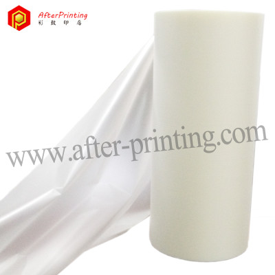 Matte Soft Touch Thermal Lamination Film Roll for Luxury Packaging