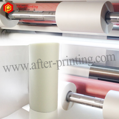 Velvety Sense BOPP Soft Touch Laminating Plastic Film Printable