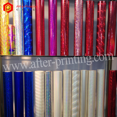 High Precision Hot Stamping Foil for Paper China Manufacturer