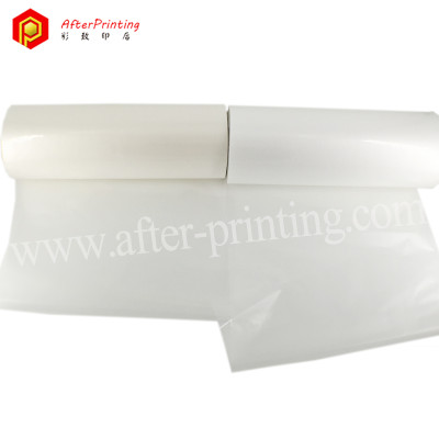 Super White BOPP Material Thermal Lamination Film