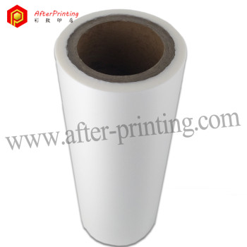 Premium Quality Super White Glossy BOPP Thermal Laminating Film