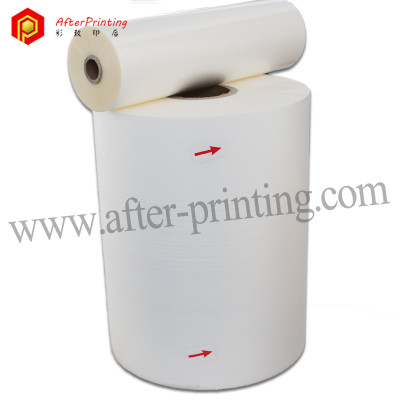 1 inch Paper Core BOPP Hot Lamination Roll Film