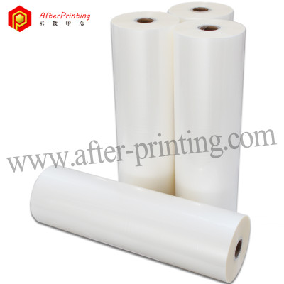 25.4mm Paper Core Glossy and Matte BOPP Thermal Laminating Film