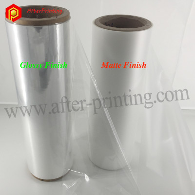 Water-based Cold Laminating BOPP Film for Paper Lamination