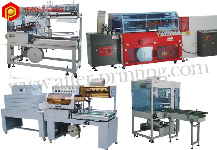 shrink wrap machine
