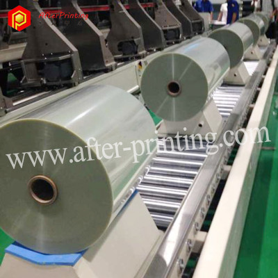 Clear Transparent BOPET Film for Packaging and Lamination