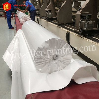 Waterpoof and Tear-resistance PP Synthetic Paper for Advertisement and Labels
