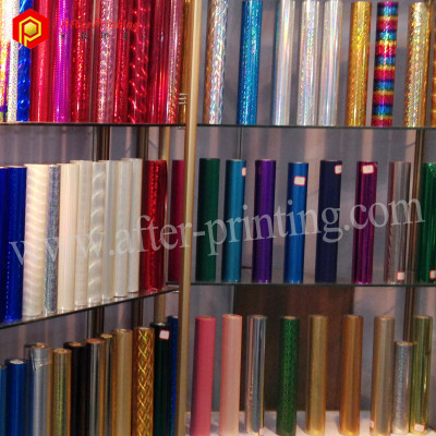 Hot Sale Stamping Leather Foil Chinese Manufacturer