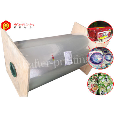 BOPET Heat Sealing Film for Packaging 15/18/20/25/28micron