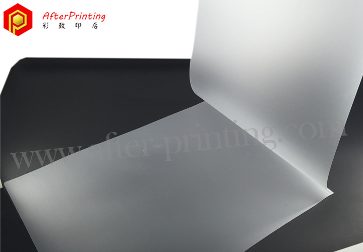 quality pouch laminating film sheet