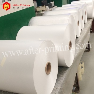 PP Synthetic Paper for Laminating on Plastic Card