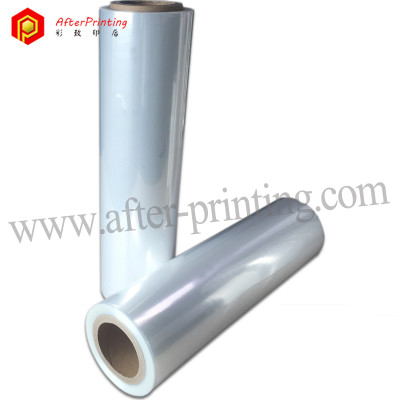 25/30micron POF Shrink Single Film for Packaging Food Can