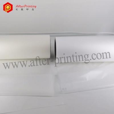 White Biaxially Oriented Polypropylene (BOPP) Hot Laminating Film