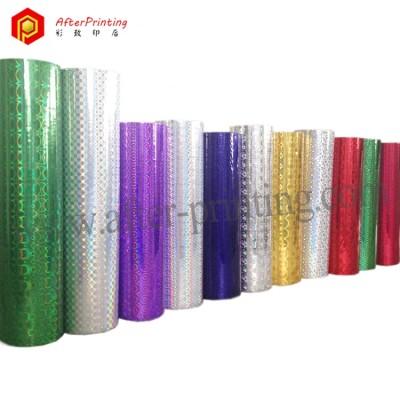 BOPP Holographic Plastic Film
