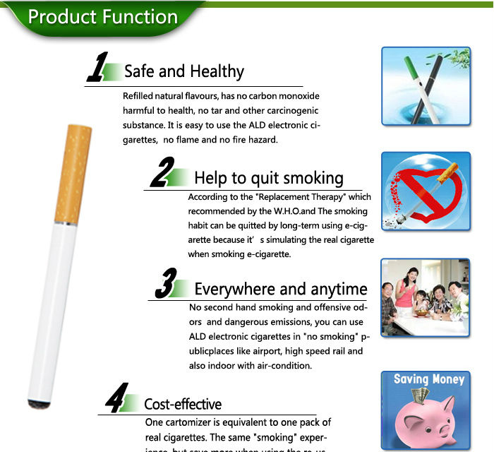 Types of e cig mods