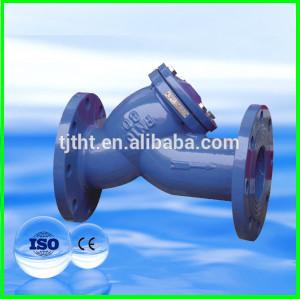 Industrielle fonte Y - type filtre