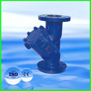 Fonte industrielle Y type filtre