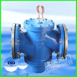 Sel - utiliser vanne de régulation de pression différentielle