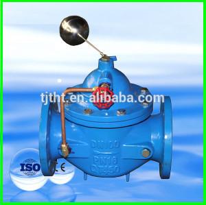 100X hydraulique soupape de commande à distance avec boule de flotteur
