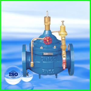 400X Flow Control valve