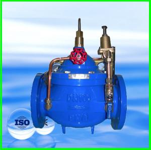 200X-16 soupape de réduction de pression hydraulique
