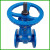 BS5163 RS Resilient wedge gate valve for water