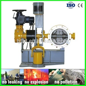 Nouveau produit naturel d'urgence de gaz une deuxième arrêter valve ESD C série avec papillon disque