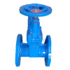 DIN3352 F5 NRS Resilient wedge gate valve