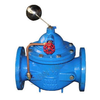 100X Hydraulic float control valve for water level
