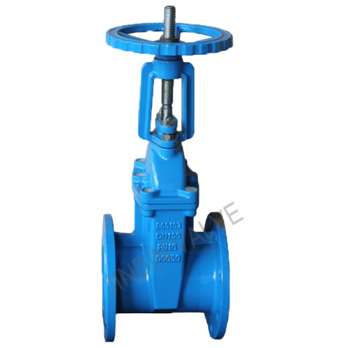 Bs5163 Rs Resilient Wedge Gate Valve For Water Jinbin Valve