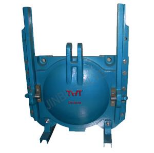 Cast Iron round penstock