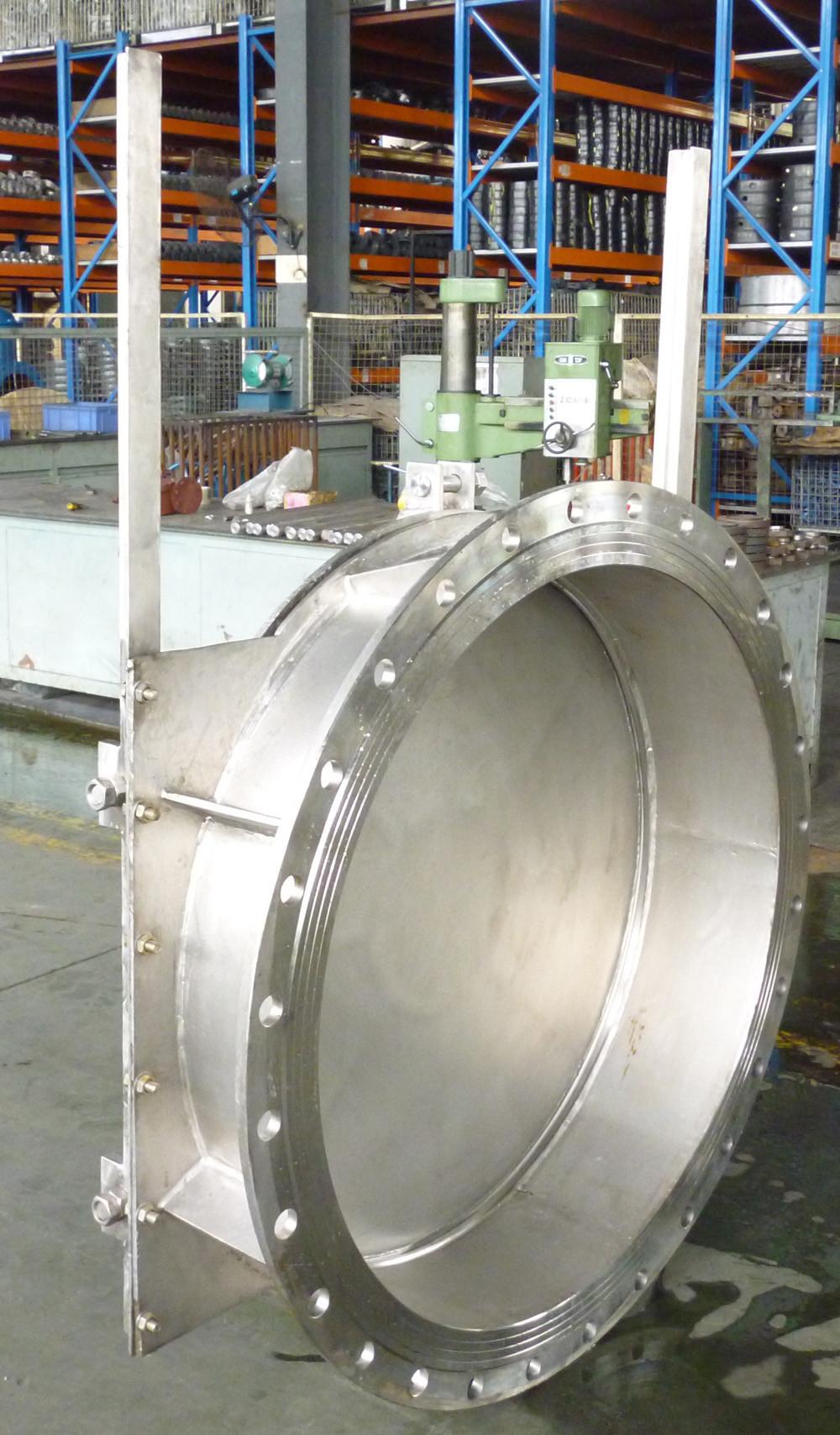 Fabricated roun Penstock