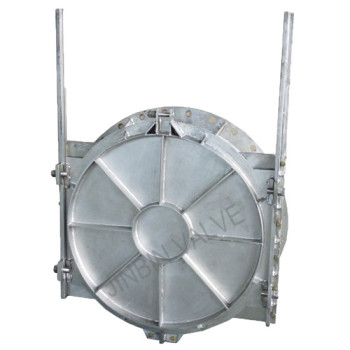 Fabricated round Penstock