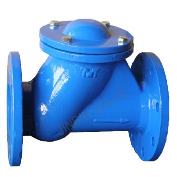 Ball type check valve