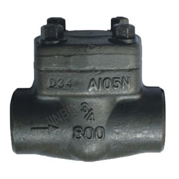 socket welded forged check valve