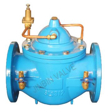 200X cast iron Pressure reducing valve