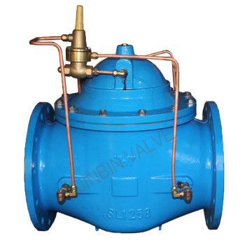 800X Differentail pressure regualting valve