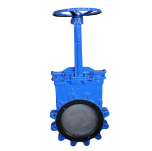 rising stem Knife Gate Valve lug type